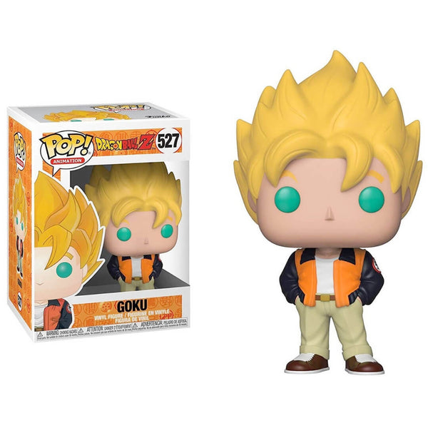 Funko POP Goku 527 Dragon Ball Z Funatic Store Colombia