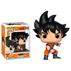 Funko POP Goku 615 Dragon Ball Z Funatic Store Colombia
