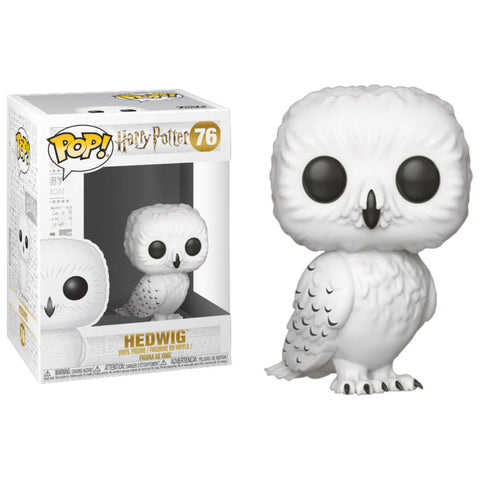 Funko POP Hedwig 76 Harry Potter Funatic Store Colombia