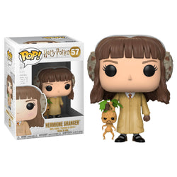 funko pop hermione granger herbologia harry potter funatic store colombia