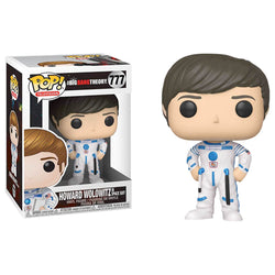Funko POP Howard Wolowitz 777 The Big Bang Theory Funatic Store Colombia