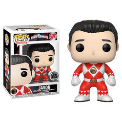 Funko POP Jason Power Rangers Funatic Store Colombia