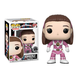 Funko POP Kimberly Power Rangers Funatic Store Colombia
