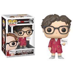 Funko POP Leonard Hofstadter 778 The Big Bang Theory Funatic Store Colombia