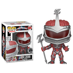 Funko POP Lord Zedd Power Rangers Funatic Store Colombia