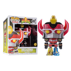 Funko POP Megazord Power Rangers 497 Funatic Store Colombia