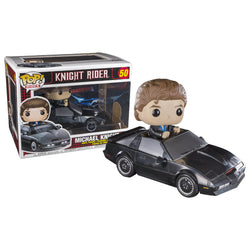 Funko POP Rides Michael Knight Funatic Store Colombia