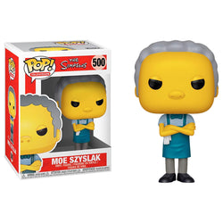 Funko POP Moe Szyslak 500 The Simpsons Funatic Store Colombia