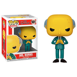 Funko POP Mr. Burns 501 Los Simpsons Funatic Store Colombia