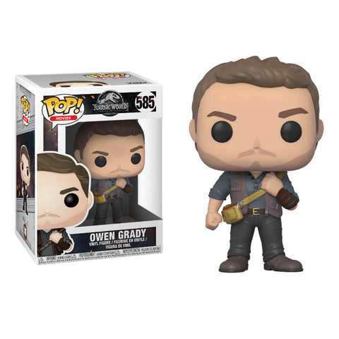 funko pop owen grady 01 jurassic world funatic store colombia