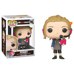 Funko POP Penny 780 The Big Bang Theory Funatic Store Colombia