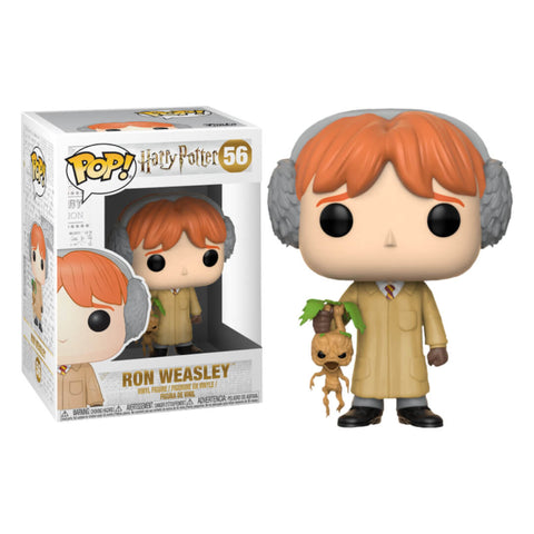 funko pop ron weasley herbologia harry potter funatic store colombia