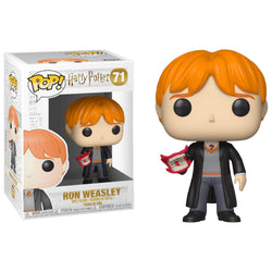Funko POP Ron Weasley Vociferador 71 Harry Potter Funatic Store Colombia