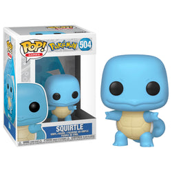 Funko POP Squirtle 504 Pokémon Funatic Store Colombia