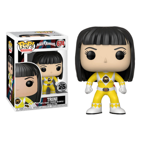 Funko POP Trini Power Rangers Funatic Store Colombia
