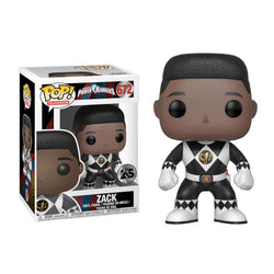 Funko POP Zack Power Rangers Funatic Store Colombia