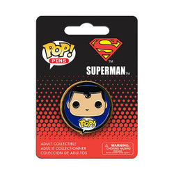 Pin Funko POP Superman
