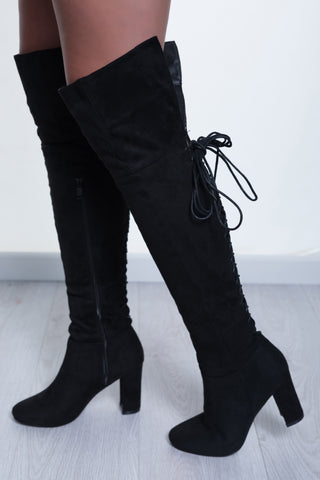 MIA OVER THE KNEE BOOTS