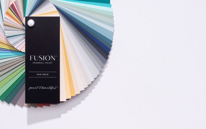 The Carson House - Fusion Mineral Paint