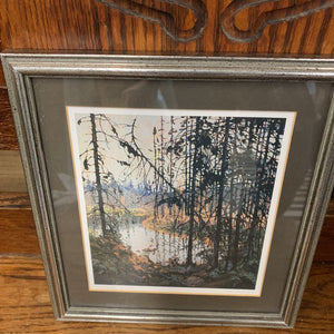 Norther River - Print by Tom Thomson