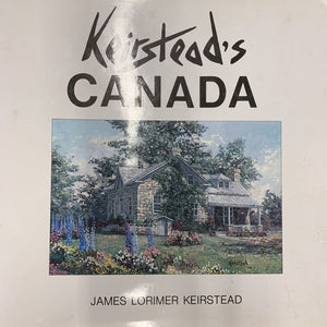 Keirstead's Canada Coffee Table Book