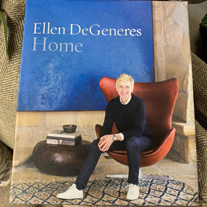 Ellen DeGeneres 'Home' Book #219B