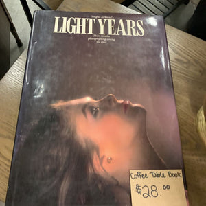 Coffee Table Book - Light Years #341