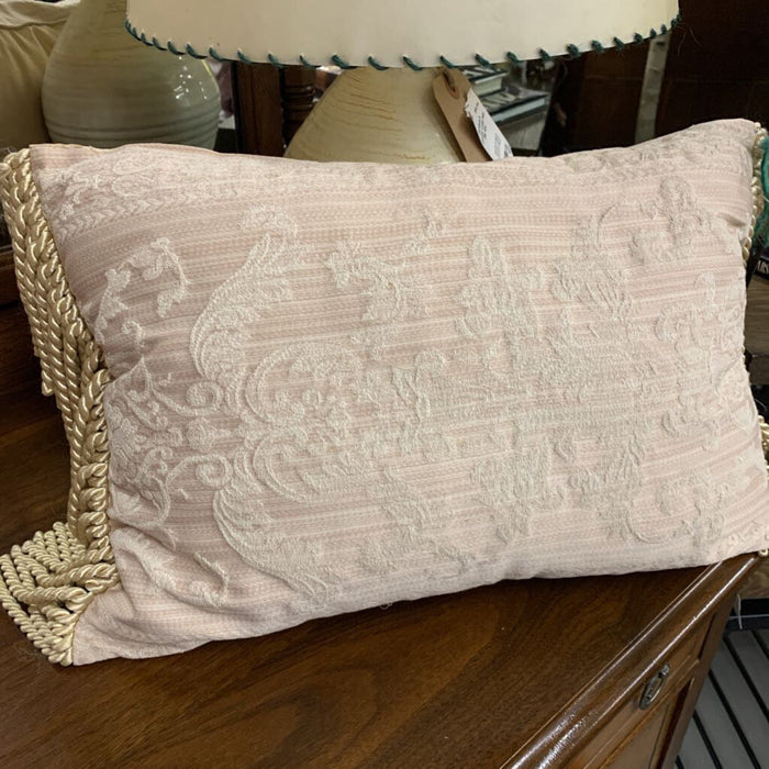 Pillow with Fringe #239 $19.95