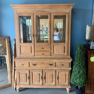 Kincaid Wash Oak Buffet/Hutch