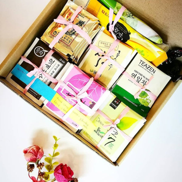 KOREAN TEABOX
