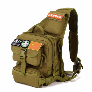 Molle Tactical Sling Pack