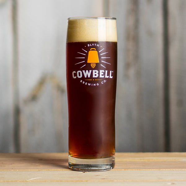 Cowbell Specialty Beer Glass - 20oz. Founders' Glass