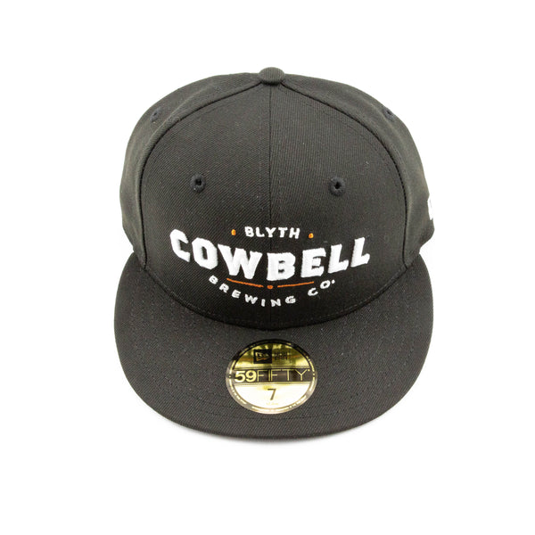 Cowbell Logo Fitted Hat (New Era 59FIFTY)