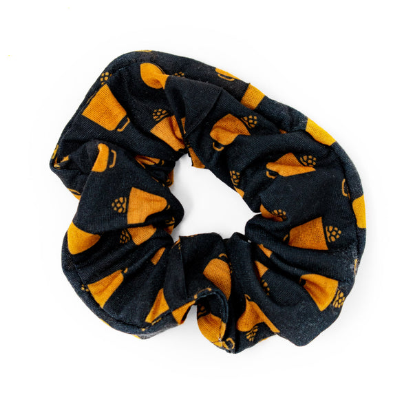Cowbell Scrunchie