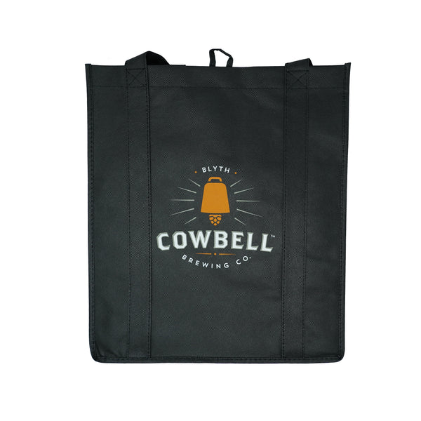 Cowbell Reusable Tote Bag