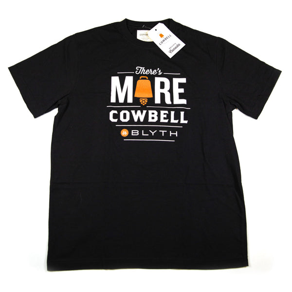 'More Cowbell' T-Shirt