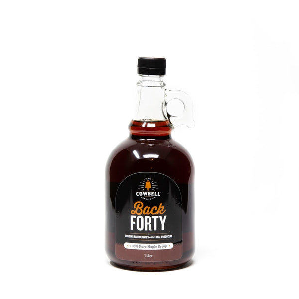 Back Forty Maple Syrup