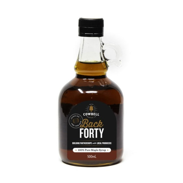 French Oak Port Cask-Aged Maple Syrup