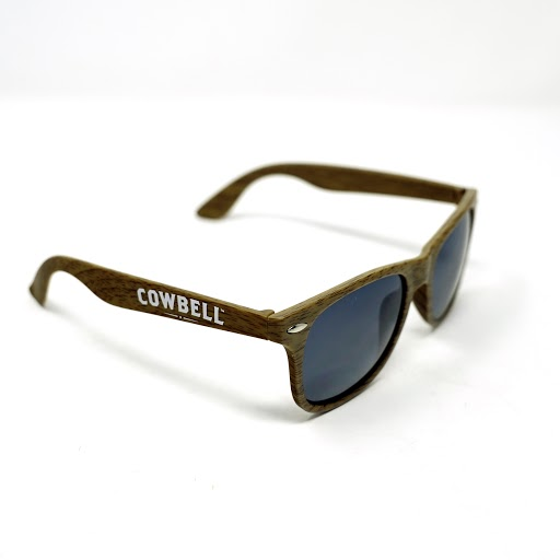 Sunglasses - Walnut