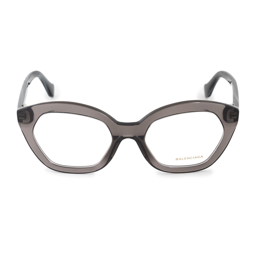Balenciaga Balenciaga BA 5060 020 51 Hexagonal Cat Eye Eyeglasses Frames