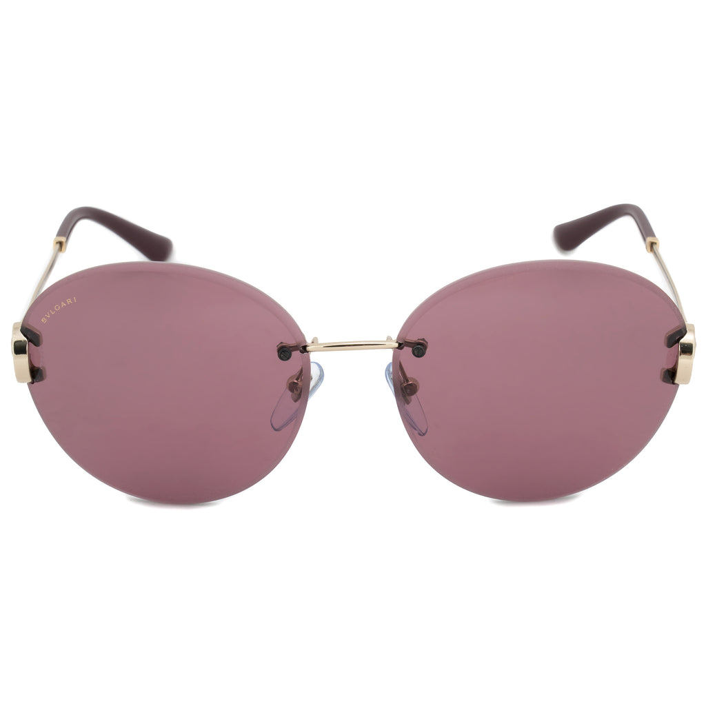 Bvlgari Oversized Sunglasses BV6091-B