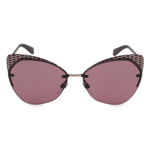 Bvlgari Cat Eye Sunglasses BV6096 20321A 58