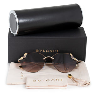 Bvlgari Serpenti Poisoncandy BV6099 203613 57 Sunglasses