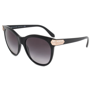 Bvlgari Cat Eye Sunglasses BV8185-B 501/8G 55
