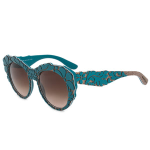 Dolce & Gabbana Cat Eye Sunglasses DG4267 3000/13 53