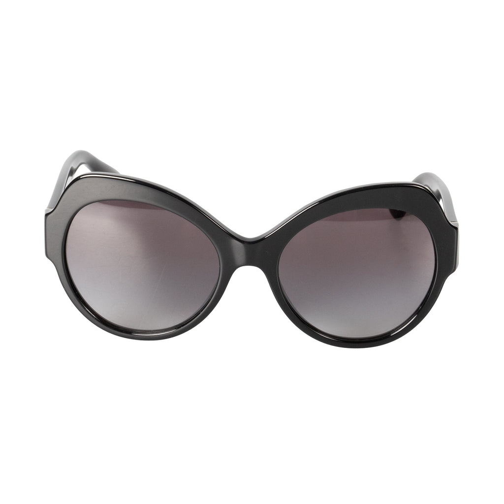 Dolce and Gabbana DG4320 501/8G 56 Butterfly Sunglasses