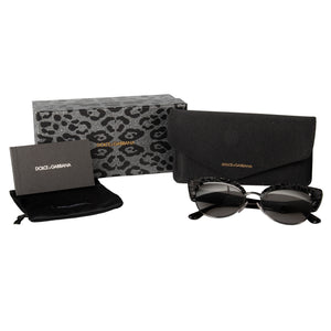 Dolce and Gabbana DG4346 502/13 53 Cat Eye Sunglasses