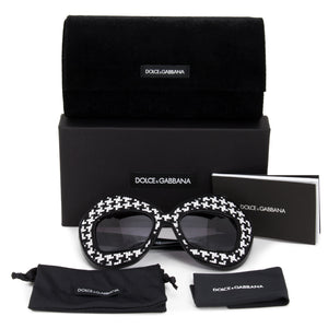 Dolce & Gabbana Cat Eye Sunglasses DG6108