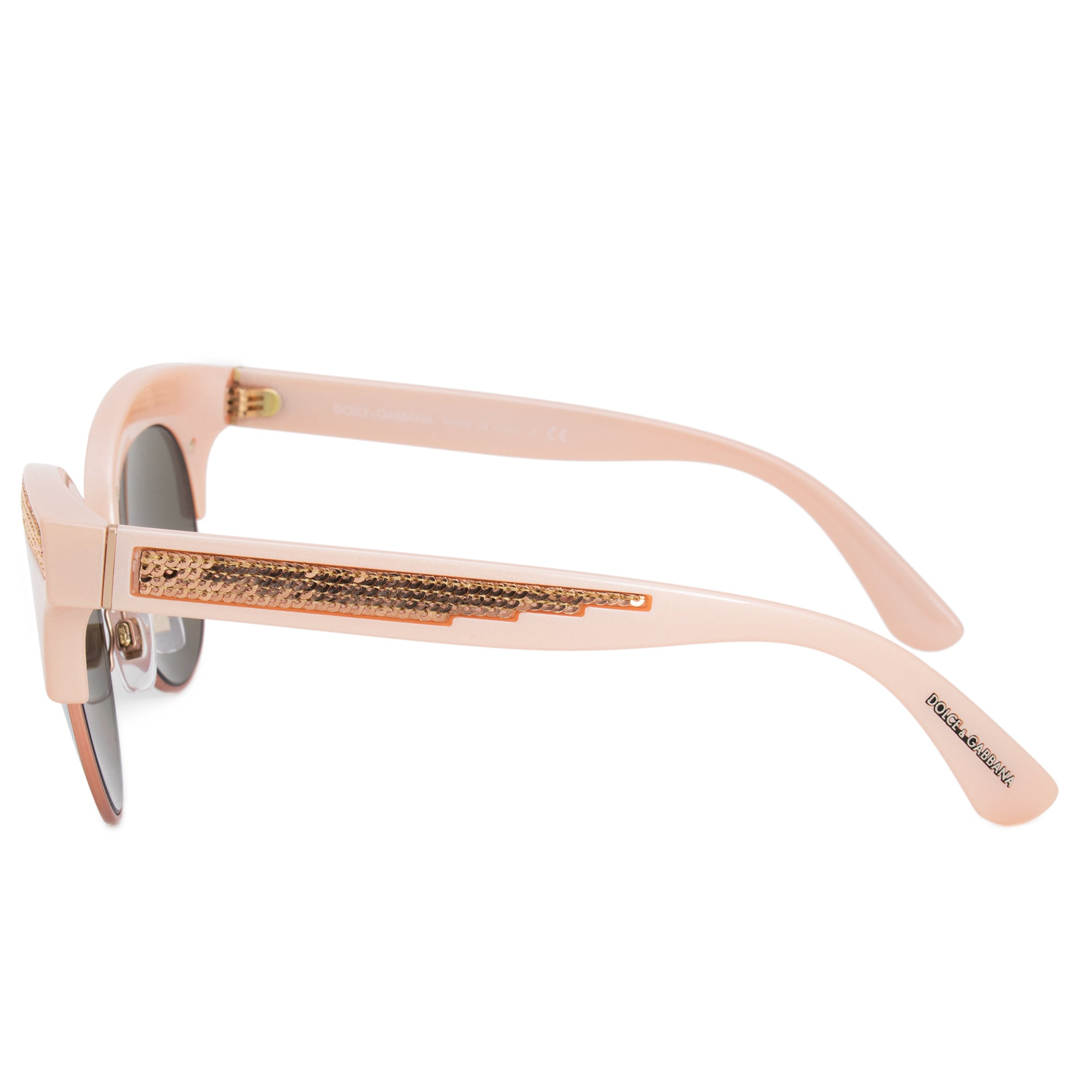Dolce & Gabbana Cat Eye Sunglasses DG6109