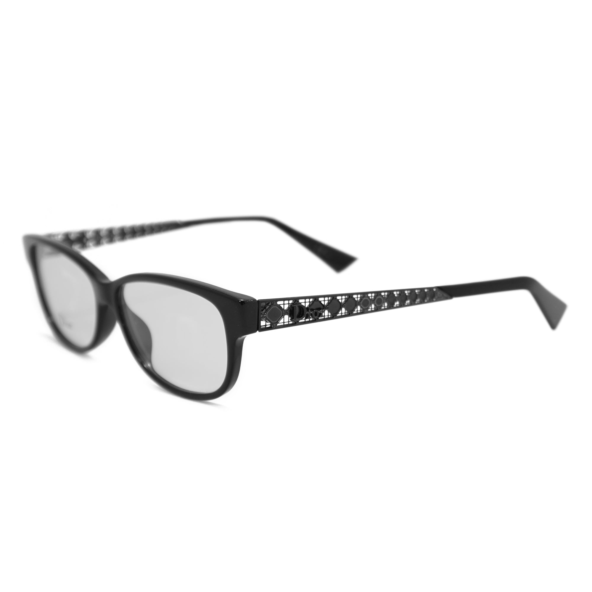 Christian Dior Rectangular Glasses Christian Diorama O5 80733 53
